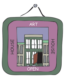 Art House Open House by Arbor Media on East City Art Gail Vollrath