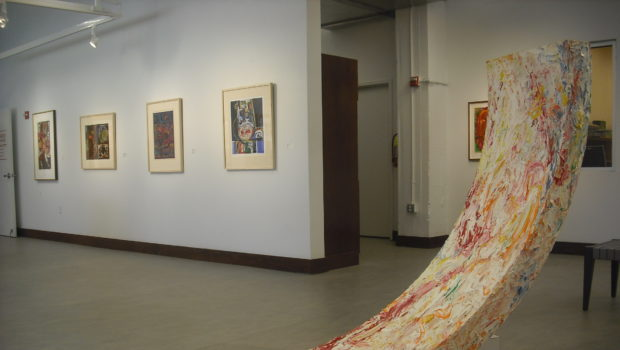The David C. Driskell Center Awarded Grant for Digitizing its Collection from the Institute of Museum and Library Services