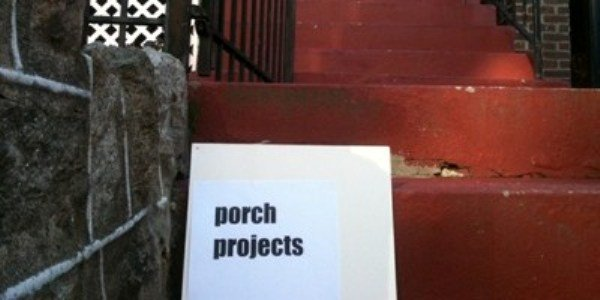 East City Art Visits Porch Projects Artspace in Northeast Washington