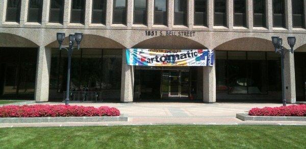 East City Art Visits Artomatic (Part 1)