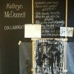 Kathryn McDonnell&#039;s &quot;Collaboration&quot; series invites viewers to participate in the creative process.