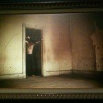&quot;Doorways&quot; by Jenny Wallace, whose moody photographs read as paintings.  She was recently featured in an exhibition at the Artdc Gallery in Hyattsville, MD.