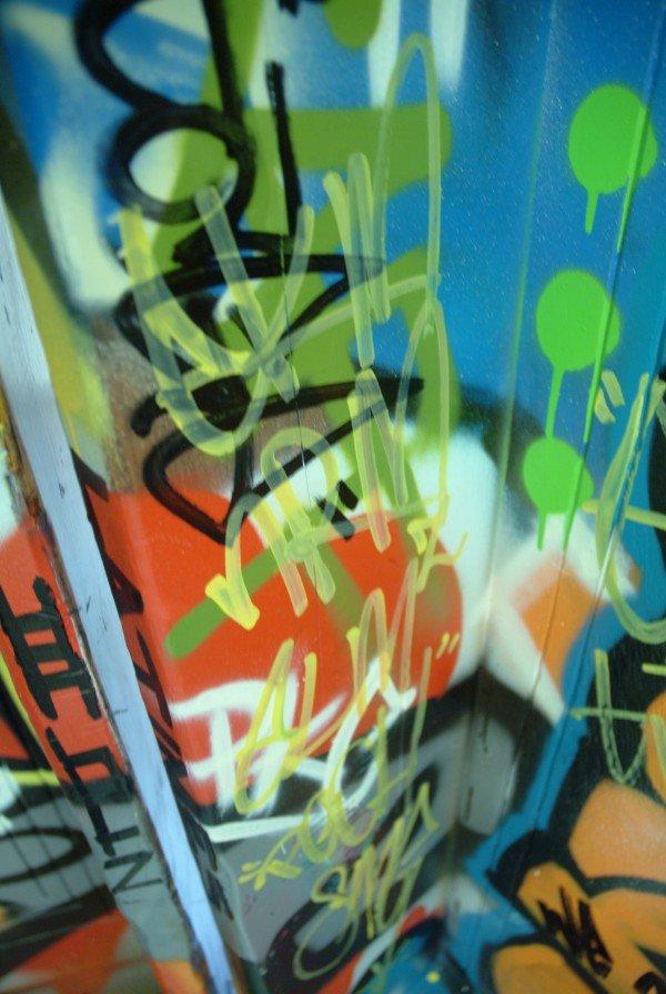 Detail, Wesley Clark, Altered, 2012, Copyright K. Wesley E. Clark