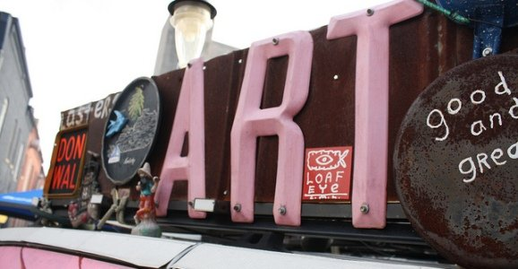 Art Cars Return to the H Street Festival