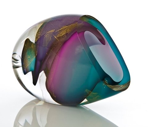 Blown Glass by UK Artist Phil Vickery