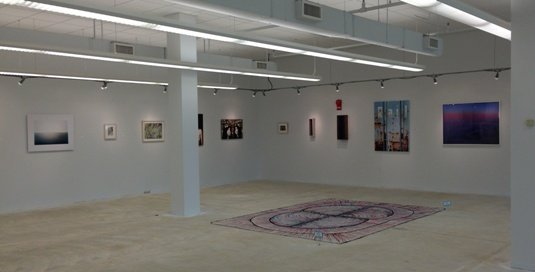 View of Select 2013.  Photo by Eric Hope for East City Art.