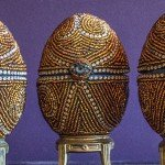Nancy Johnson&#039;s &quot;Eggs&quot;. Photo courtesy of Art Enables and Off-Rhode Studio.