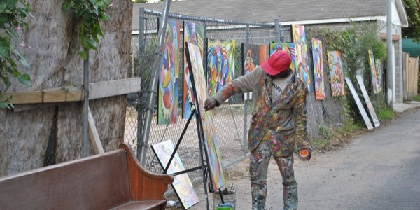 Art in the Alley 2013 – Call for Entry