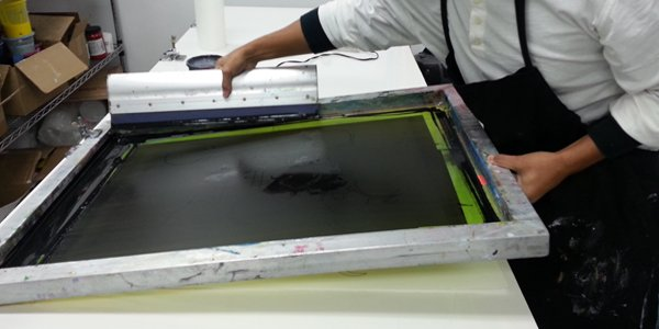 Open Studio dc Screenprinting Classes for June and July