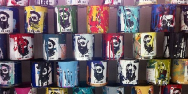 Honfleur Gallery Presents Mynd Up by BK ADAMS•I AM ART