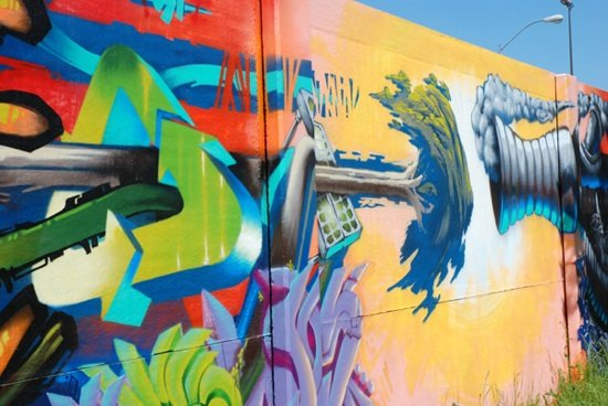 Fuel for the Fire. Photo courtesy of DC Murals Art4All.