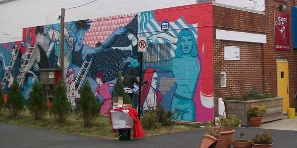 Brookland Beautification Small Grant Program