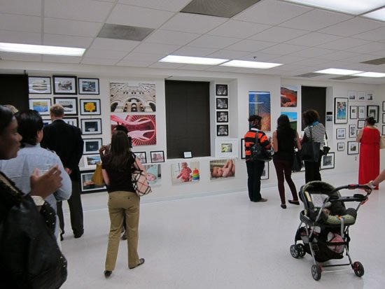 FotoDC's FotoBazaar preview event, Friday, October 4, 2013, 6:30 PM.