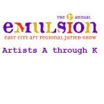 EMULSION Artists A-K (part 1 of 2)