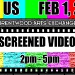 The Brentwood Arts Exchange All-Screened Video Fest