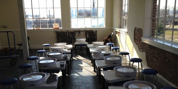 """""""District Clay"""" Ceramic Center and Teaching Studio Opens"""