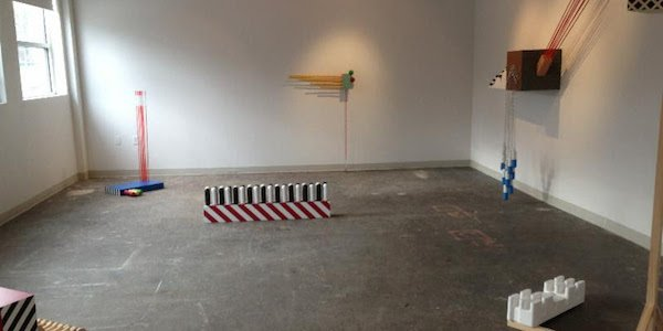 Artist Talk with Kyle Bauer at the 39th Street Gallery