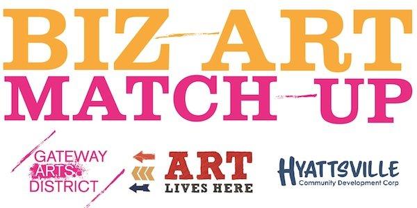 """Call for Artists: """"Biz-Art Match-Up"""""""