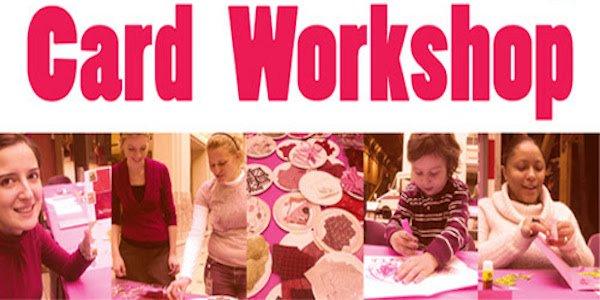 Valentine's Day Card Workshop