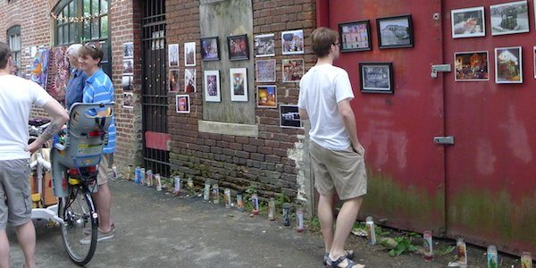 Art in the Alley Call for Artists