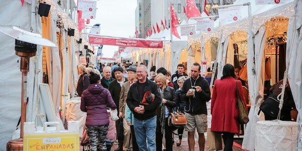 2014 Downtown Holiday Market Call For Entry