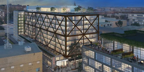 Washington Project for the Arts Signs Lease at JBG's Atlantic Plumbing Development