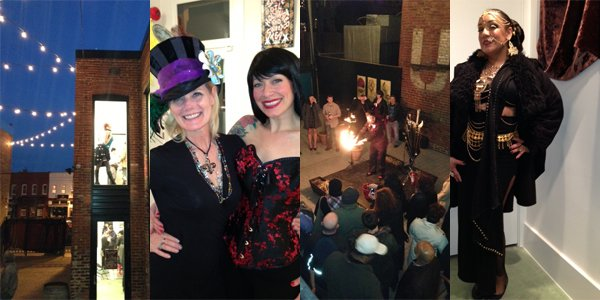 Gallery O Presents Circus at the O