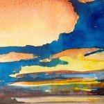 CHAL Presents Sky and Seascapes by Tara Hamilton