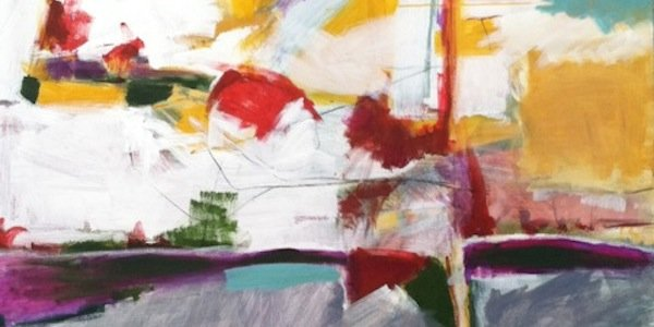 Studio 21 Presents New Paintings by Tina Silverman