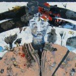 Gallery plan b Presents New Paintings  by Sheep Jones