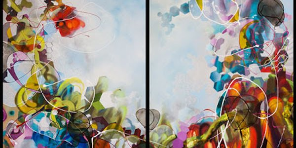 Long View Gallery Presents Light, Color, Chaos!