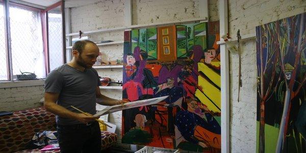 Artist Profile: Ariel Klein