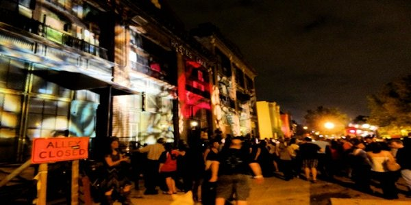 Art All Night Goes Citywide in 2014