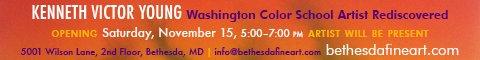 bethesda fine art washington color school
