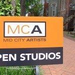 Mid City Open Studio Tours
