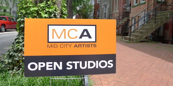 Mid City Open Studio Tours
