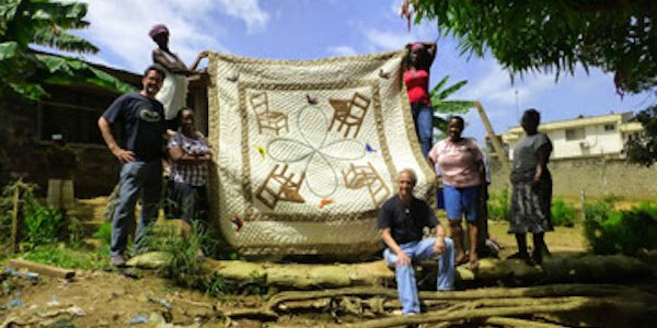 Hemphill Artist Talk with Workingman Collective on Creating Public Art in Liberia
