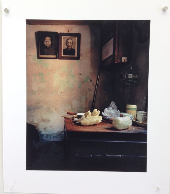 "Untitled from the ""Chinese Interiors"" series. Robert van der Hilst Photo for East City Art by Eric Hope."