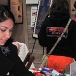 Holiday Card Workshop at the National Postal Museum