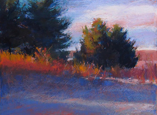 Dance of Light by JoEllen Murphy. Courtesy of Hill Center Galleries.