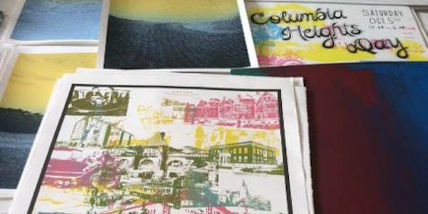 Pleasant Plains Workshop Presents Print Exchange at Upshur Street Books