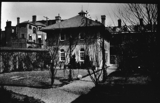 The Historic Carriage House of Heurich House Museum. Photo courtesy of Heurich House Museum.