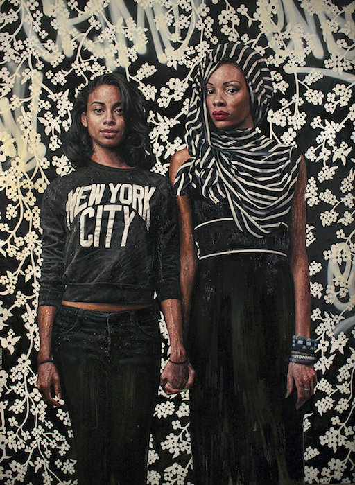 Harmony in Black and White by Tim Okamura. Courtesy of Art Impact USA.