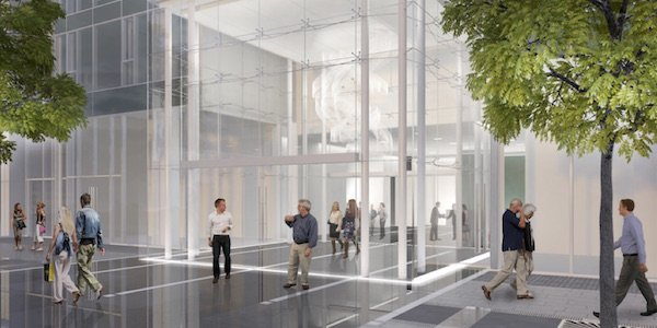 Opportunity to Create Large Work for Company's New Baltimore Headquarters
