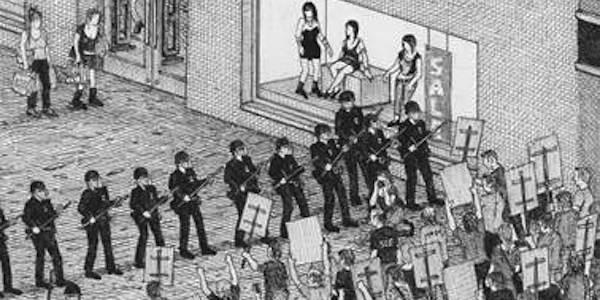 CulturalDC's Flashpoint Gallery Presents Ben Tolman: Civilized