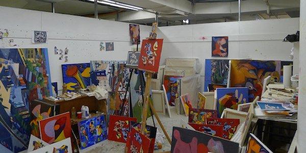 DC Arts Studios Open Studios