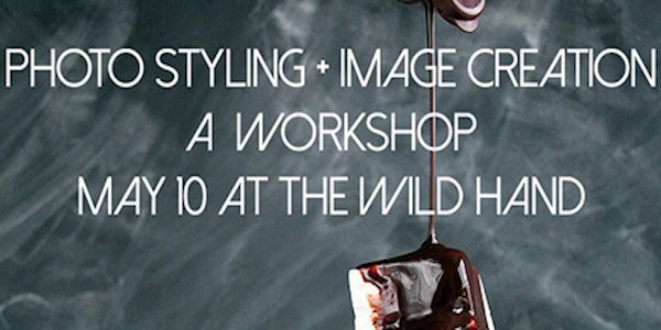 Photo Styling + Image Creation with Morgan H. West