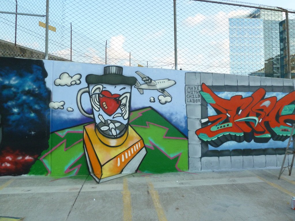 15 Jay Hunter and Jah-One Murals