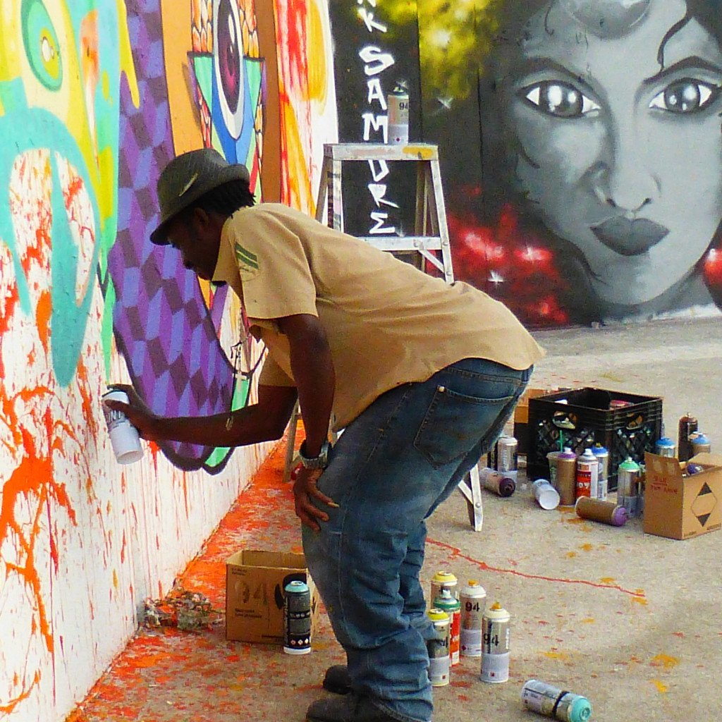 3 Artist at Work