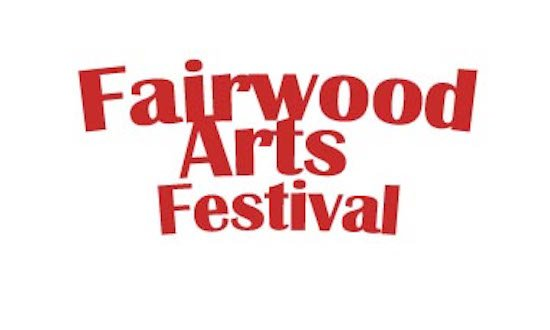 Fairwood Arts Festival Logo insert